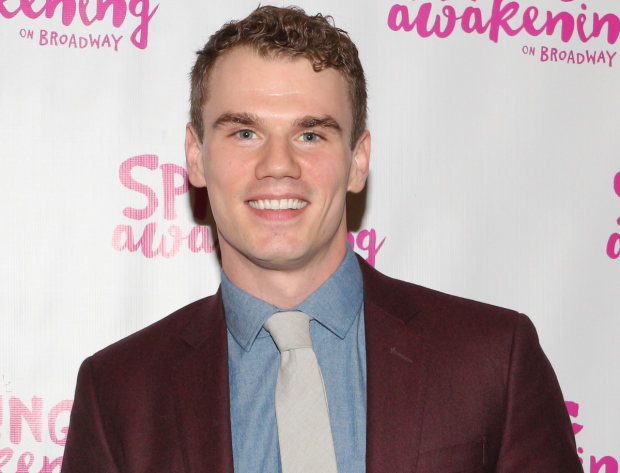 Jay Armstrong Johnson will star as Jack Kelly in Newsies at The Muny.