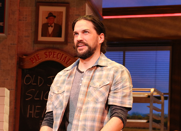 Will Swenson makes his return to Broadway as Earl.