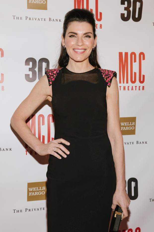 Julianna Margulies served as an honorary cochair for Miscast 2017.