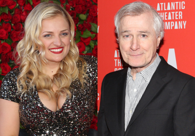 Actress Ali Stroker and playwright John Patrick Shanley will be honored at the NYU Alumni Association's Annual Awards Luncheon.