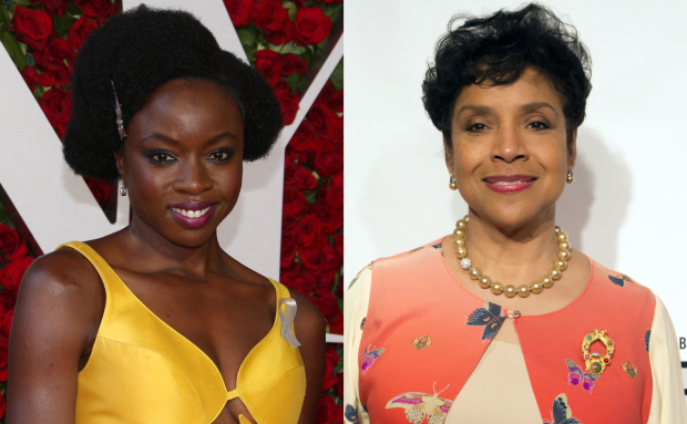 Danai Gurira and Phylicia Rashad are among the performers set for Center Theatre Group's 50th anniversary celebration.
