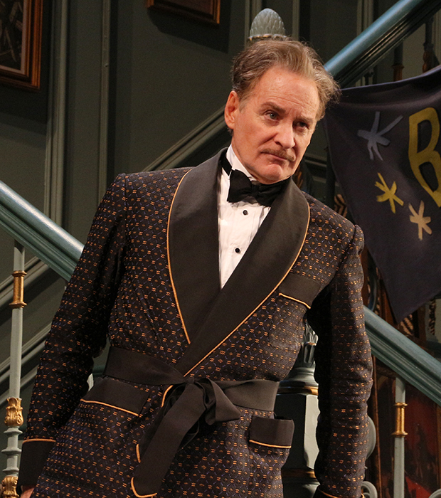 Kevin Kline returns to Broadway as Garry Essendine in Present Laughter.