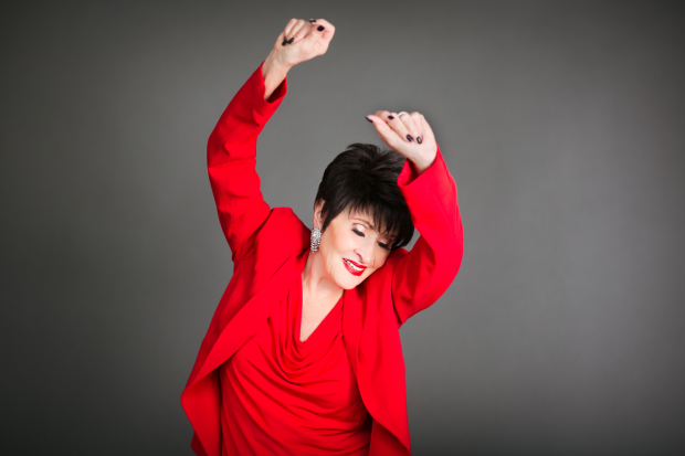 Chita Rivera will perform at the Café Carlyle from May 9-20.