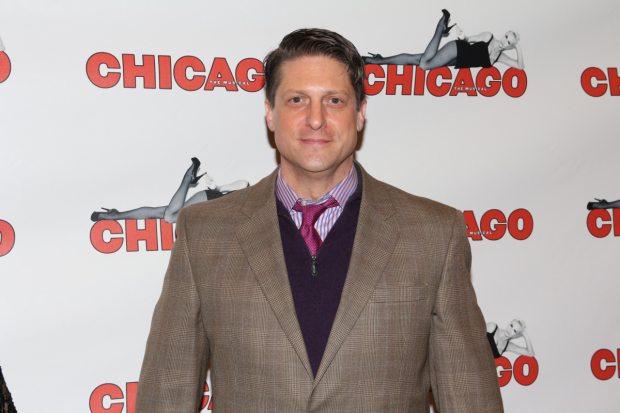 Christopher Sieber joins The Muny's 2017 season.