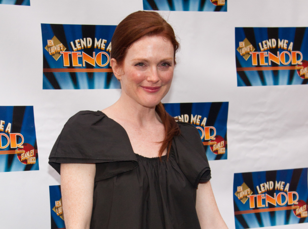 Julianne Moore will participate in a talkback at Church & State.