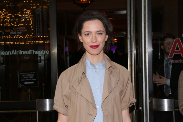 Rebecca Hall will star in the New York premiere of Animal, written by Clare Lizzimore.