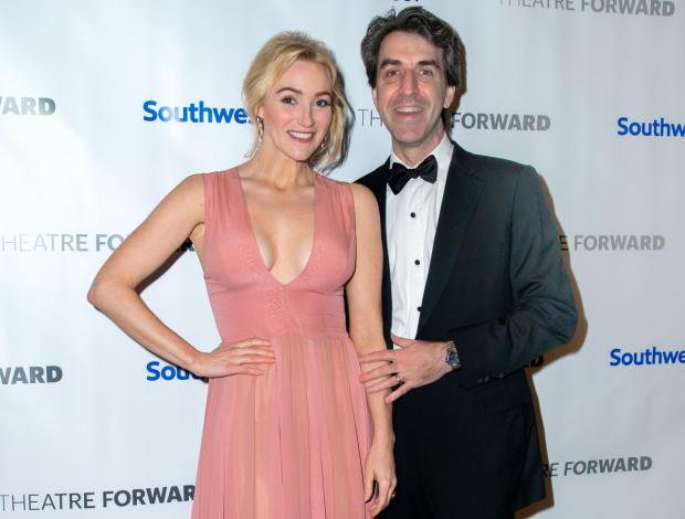 Betsy Wolfe and Jason Robert Brown are set to perform together in one of Brown's upcoming concerts at SubCulture.