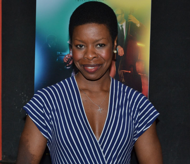 Roslyn Ruff joins the panel of judges for the 9th Annual August Wilson Monologue Competition.