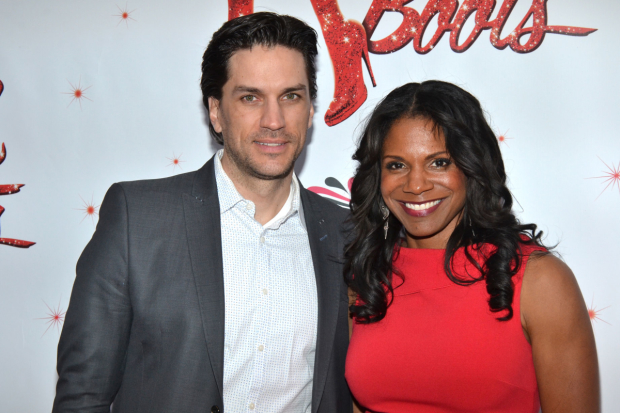 Will Swenson and Audra McDonald will host this year's Drama League Awards.