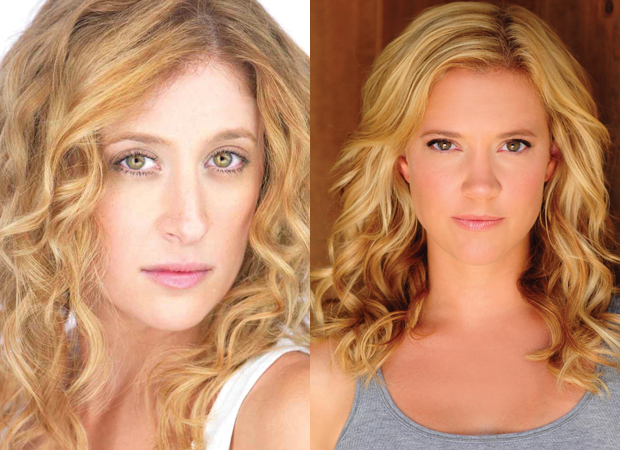 Caissie Levy and Patti Murin will star in Frozen on Broadway.