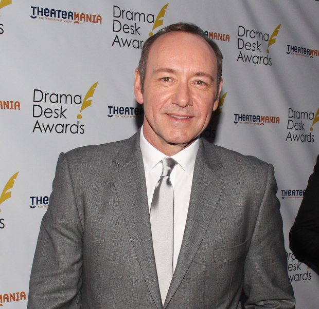 Kevin Spacey will host this year's Tony Awards.