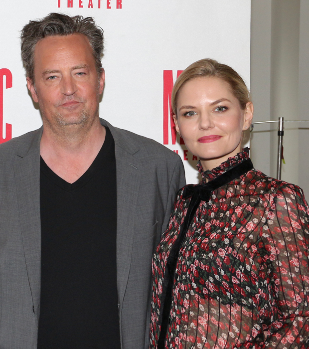Matthew Perry and Jennifer Morrison star in The End of Longing.