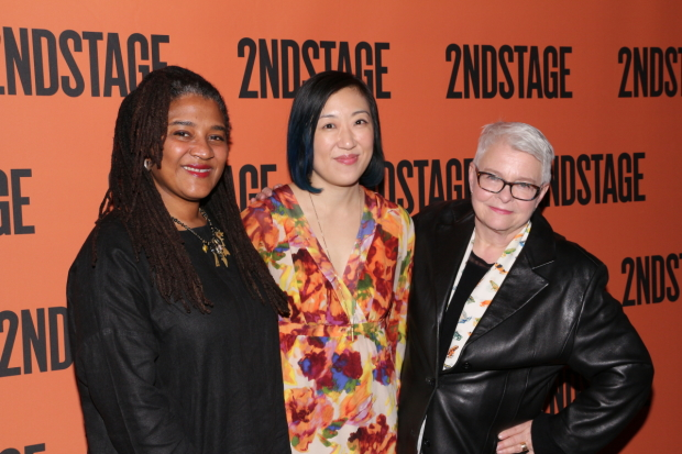 Lynn Nottage, Young Jean Lee, and Paula Vogel will see their new plays on Broadway thanks to Second Stage Theatre.