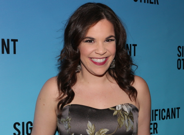 Lindsay Mendez plays her final performance in Joshua Harmon's Significant Other this Sunday, April 23, at the Booth Theatre.