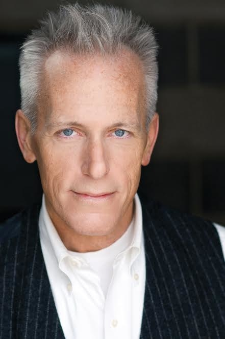 Larry Yando stars in the Goodman Theatre's A Christmas Carol.
