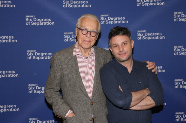 John Guare and Trip Cullman collaborate on the revival of Six Degrees of Separation.
