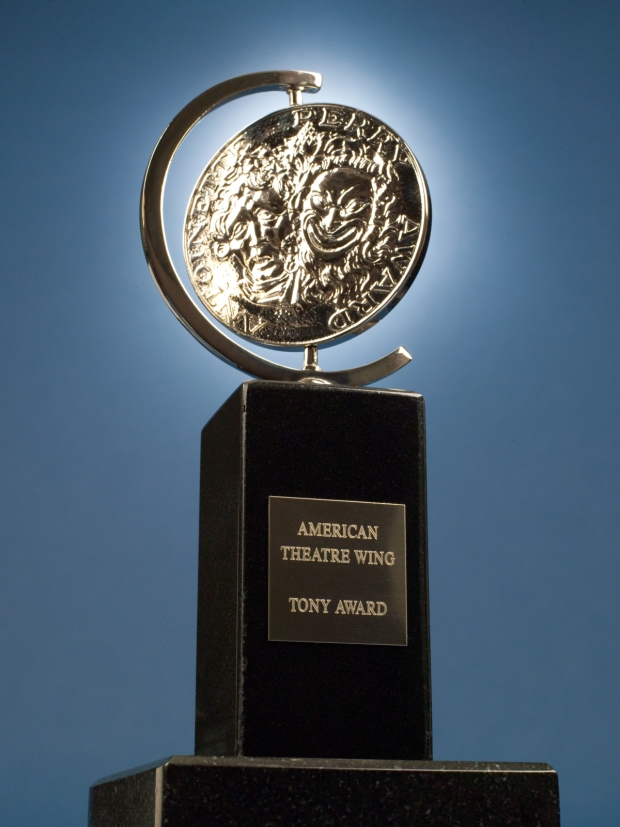 The American Theatre Wing's Tony Award.