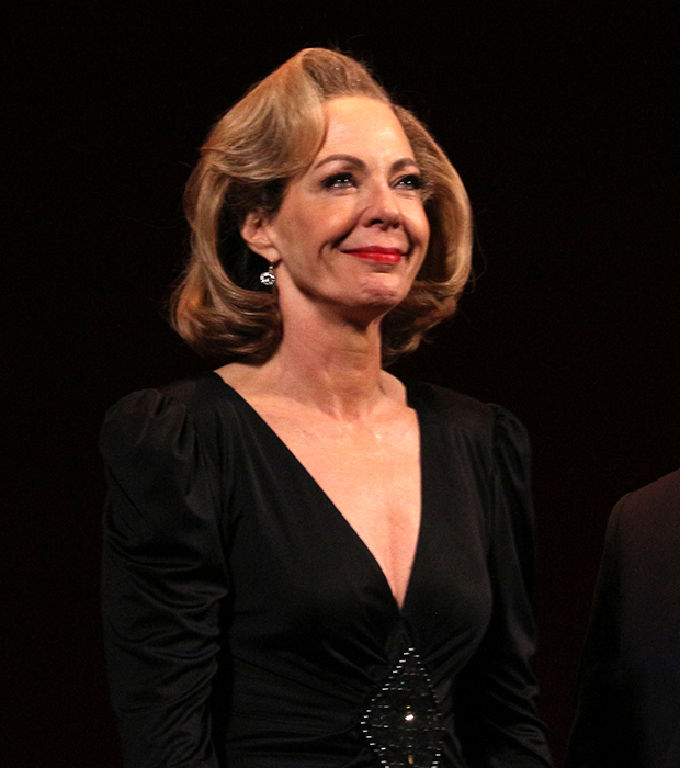 Allison Janney stars in Six Degrees of Separation, directed by Trip Cullman, at the Ethel Barrymore Theater.