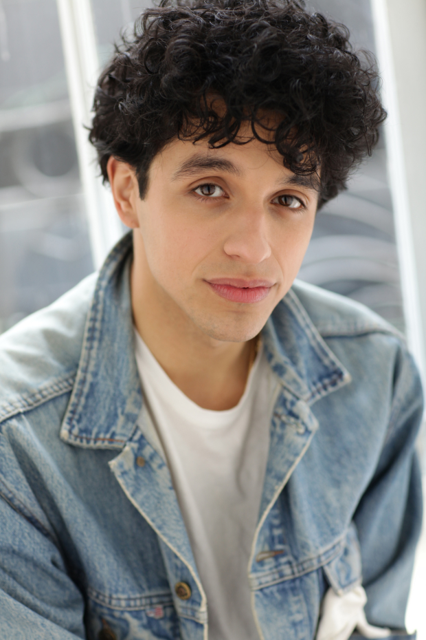 Sebastian Chacon plays Sebastian/Curio in the Mobile Unit's Twelfth Night.