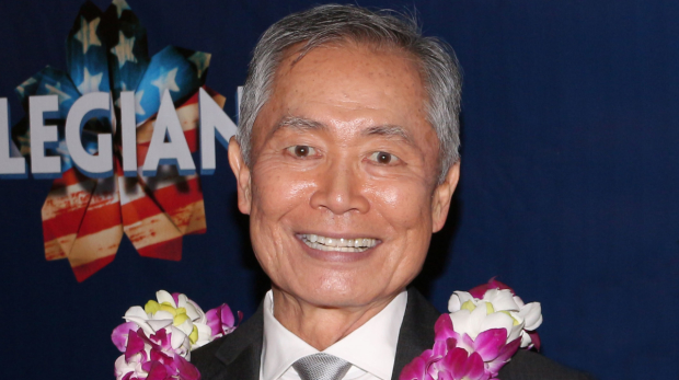 George Takei leads the cast of Pacific Overtures at Classic Stage Company.