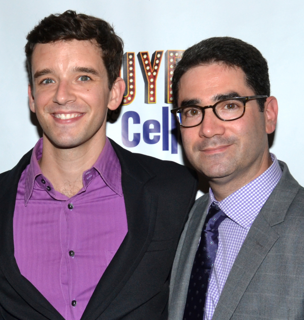 Buyer and Cellar collaborators Michael Urie and Jonathan Tolins will collaborate on this year's Drama Desk Awards.