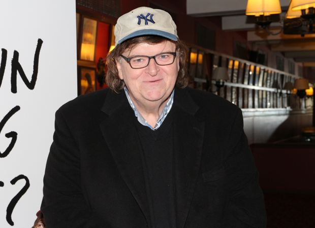 Michael Moore makes his Broadway debut this summer.