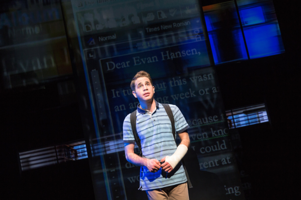 Ben Platt is Tony-nominated for Dear Evan Hansen.