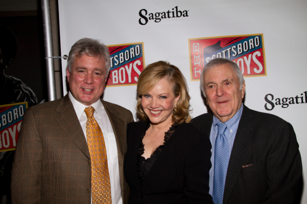 David Thompson, Susan Stroman, and John Kander will team up for the new musical The Beast in the Jungle.