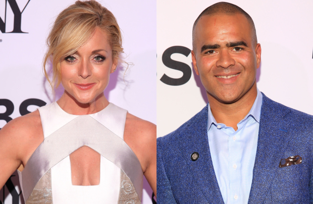 Jane Krakowski and Christopher Jackson will host the announcement of the 2017 Tony Awards nominations.
