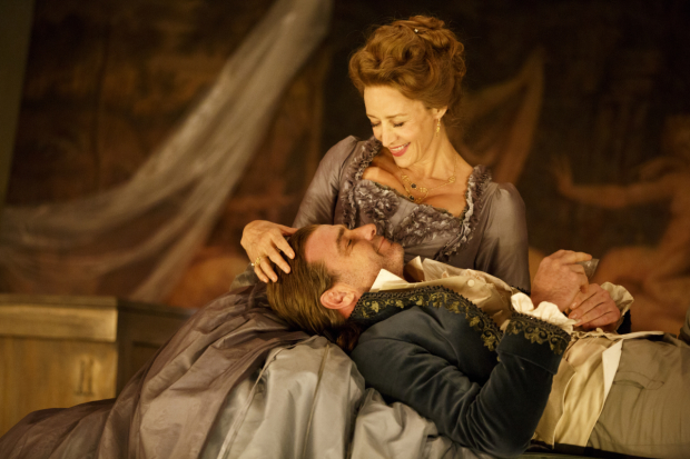 Costume drama Les Liaisons Dangereuses received no Tony nominations, not even for Tom Scutt's intricate costumes.