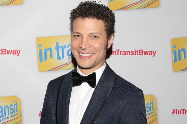 Justin Guarini joins the cast of The Unsinkable Molly Brown at The Muny.