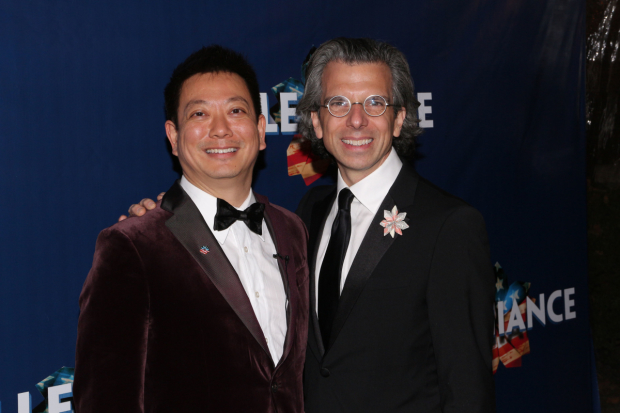Jay Kuo and Marc Acito's Allegiance is set for SpeakEasy Stage Company's upcoming season.