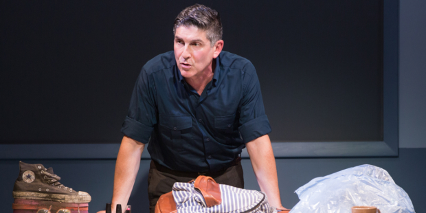 James Lecesne's solo show The Absolute Brightness of Leonard Pelkey will play San Diego's Old Globe Theatre.