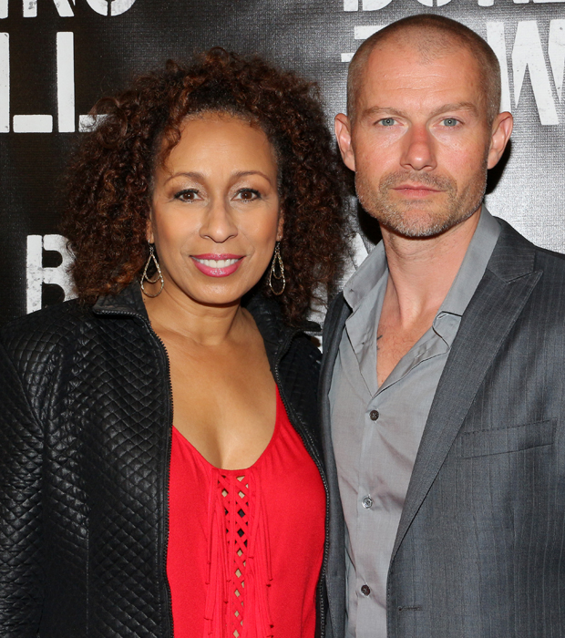 Tamara Tunie and James Badge Dale star in Building the Wall.