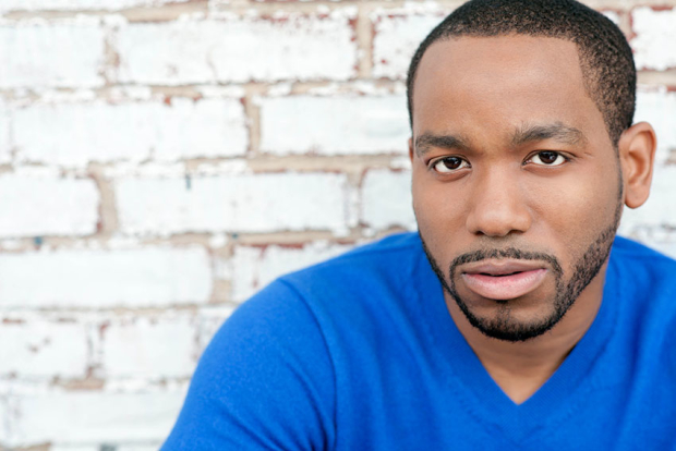 Clinton Lowe stars as Daz in Kill Move Paradise, directed by Saheem Ali, at the National Black Theatre.