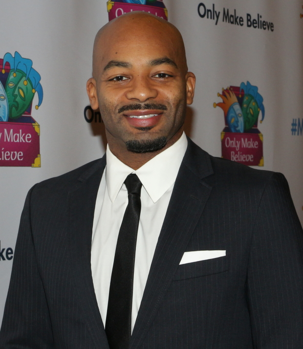 Brandon Victor Dixon has joined the lineup for Playwrights Horizons' gala.