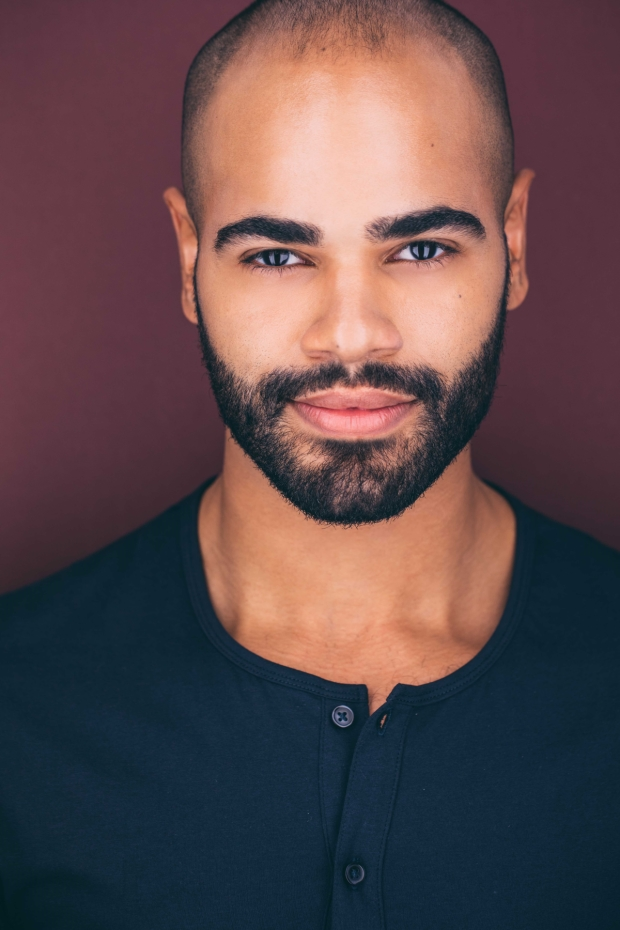 Nicholas Edwards plays the title role in Andrew Lloyd Webber and Tim Rice's Jesus Christ Superstar, directed by Joe Calarco, at Signature Theatre.