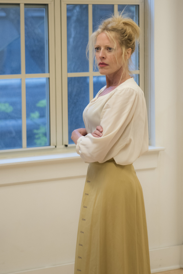 Sherie Rene Scott stars as Gertrude.