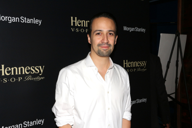 Lin-Manuel Miranda will lend financial support to the National Theater Institute through the Miranda Family Fund.