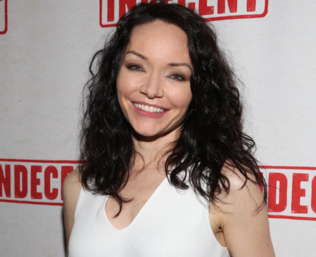 Katrina Lenk is being recognized for her roles this season in the Itamar Moses and David Yazbeck musical The Band's Visit and Paula Vogel's Indecent, now running at Broadway's Cort Theatre.