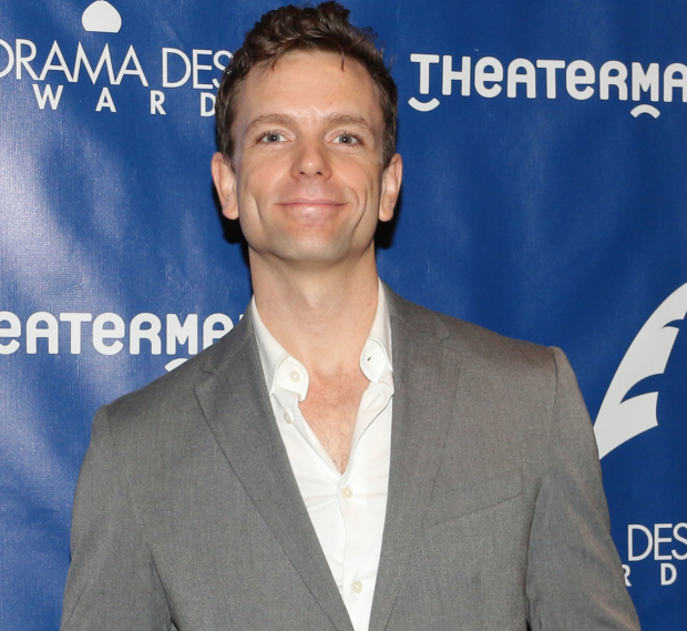 Paul Alexander Nolan stars in the world premiere of Escape to Margaritaville at La Jolla Playhouse.