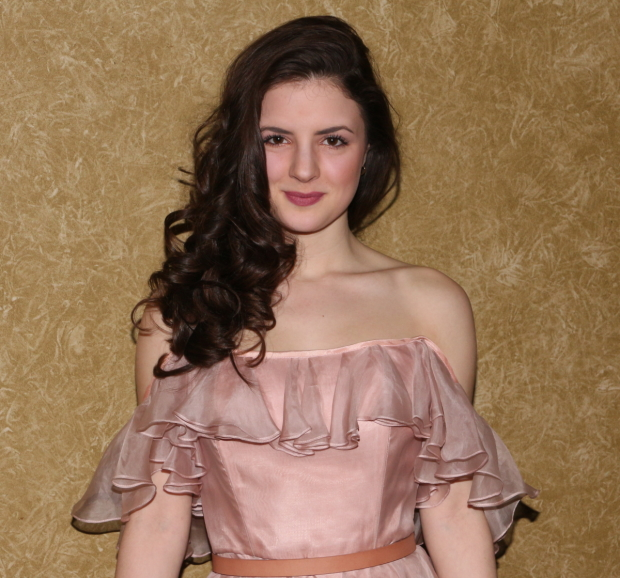 Elise Kibler will star in Napoli, Brooklyn at the Laura Pels Theatre.