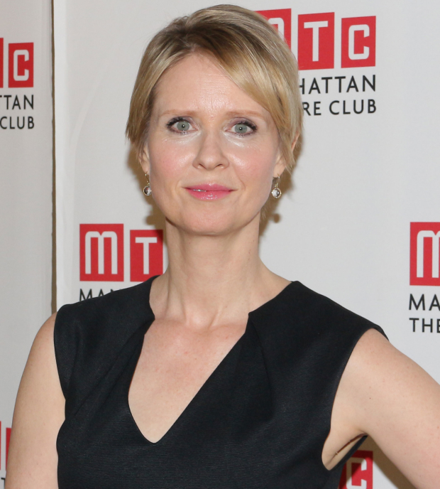 Cynthia Nixon will be among the presenters at this year's Lilly Awards.