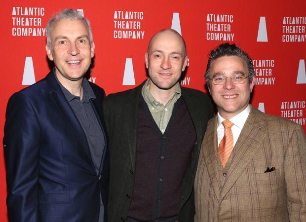 Andrew O'Connor, Derren Brown, and Andy Nyman are the creators of Secret.