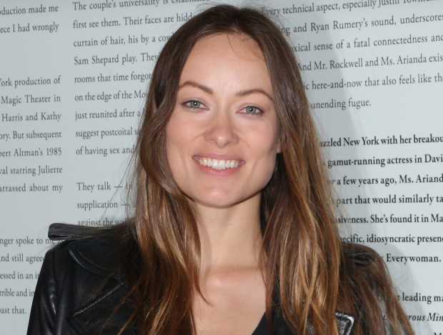 Olivia Wilde stars in Broadway's 1984.