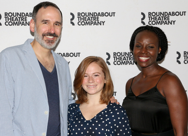 Erik Lochtefeld, Juliet Brett, and Shirine Babb complete the company.