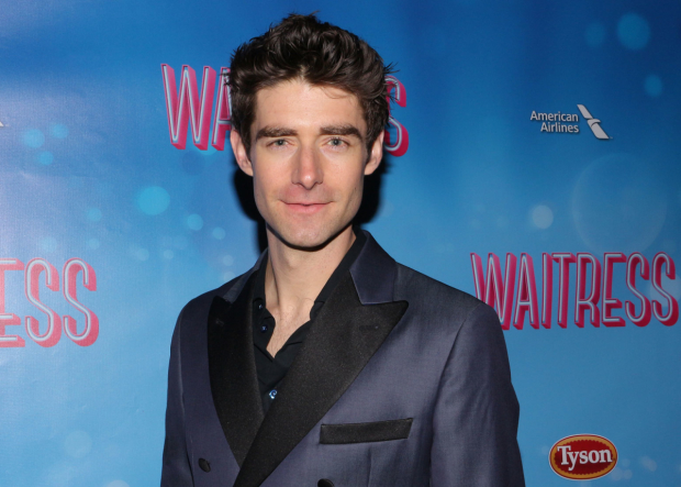 Drew Gehling is set to return to the cast of Broadway's Watiress.