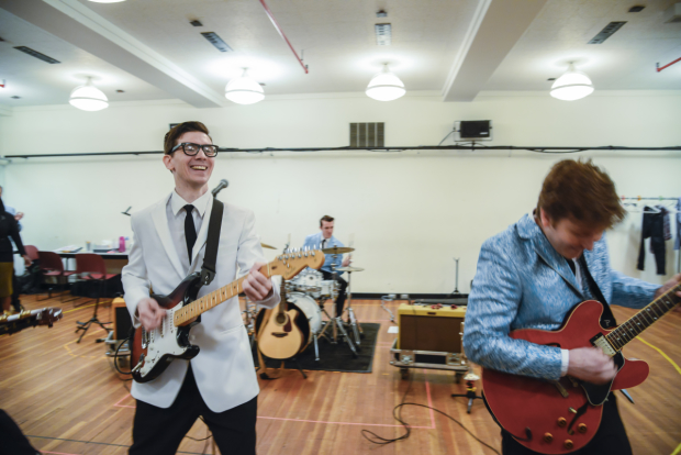 Buddy: The Buddy Holly Story opens May 27.