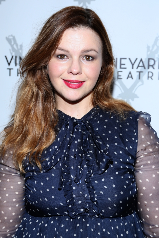 Amber Tamblyn stars in Can You Forgive Her?, directed by Peter DuBois, at Vineyard Theatre.
