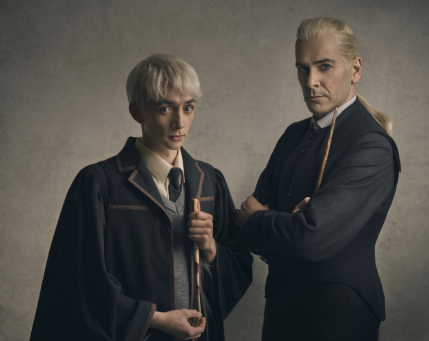 Samuel Blenkin assumes the roel of Scorpius Malfoy, and James Howard takes over as Draco Malfoy.